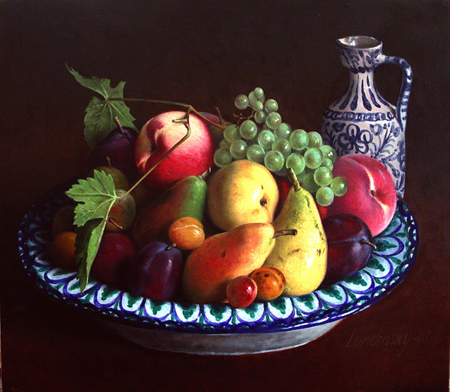 Bernard londinsky - Jeux ou on coupe des fruits ...